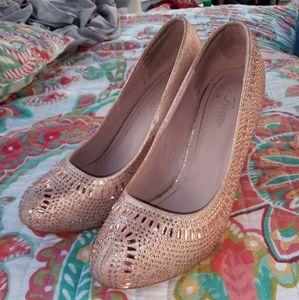 High heel stilettos